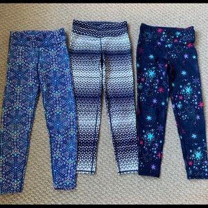 Gap Kids Exercise Leggings Pants 10 Girls